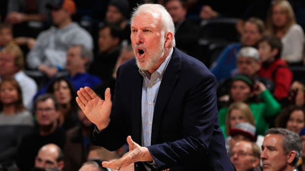 Gregg Popovich becomes 9th NBA coach to win 1,000 games IMAGE