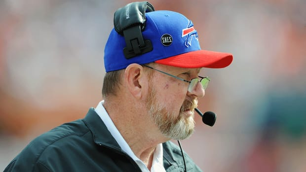 Report: Chan Gailey under consideration for Browns offensive coordinator
