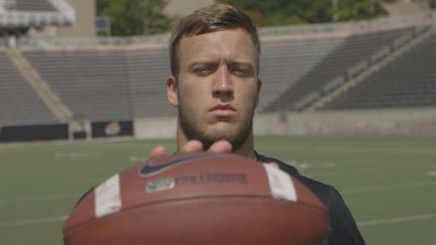 Princeton Tigers OL Mason Darrow comes out as gay--IMAGE