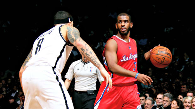 Chris Paul Clippers Nets
