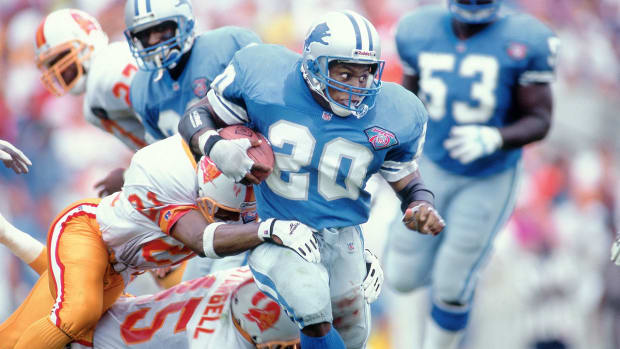Barry Sanders: I don't believe I've ever sustained a concussion - Image