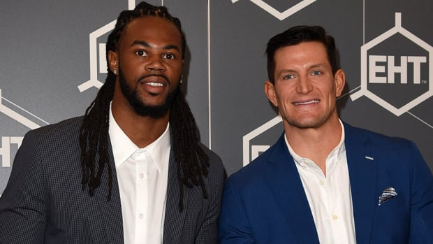 steve weatherford sidney rice donate brains science