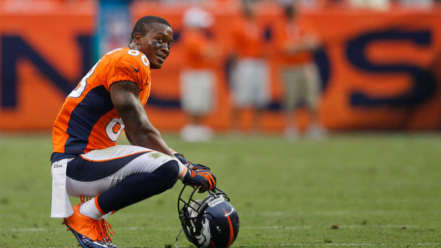Demaryius Thomas's mom among 46 given commuted sentences by Obama--IMAGE