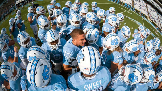 Blue skies ahead? After dealing with dysfunction, North Carolina has the look of an ACC contender