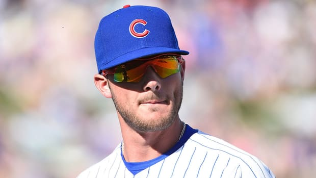 cubs kris bryant minors theo epstein