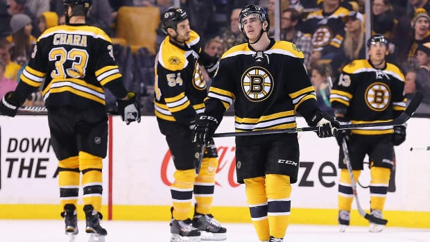 Jeremy Roenick: The Boston Bruins need to make a move at the NHL trade deadline-image