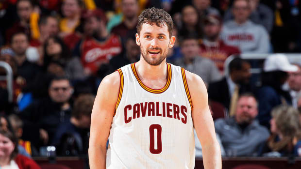 Kevin Love dismisses interest in joining Lakers