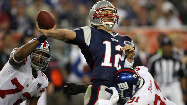 Week 10 NFL Spread: Patriots look for redemption against Giants -- IMAGE