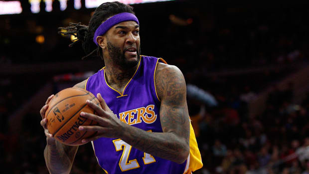 Report: Jordan Hill to sign with Pacers IMAGE