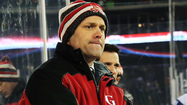 Red Wings announce hiring of Jeff Blashill as new coach