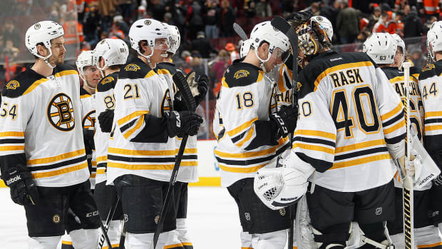 Jeremy Roenick: I think the Bruins will make the playoffs  - Image