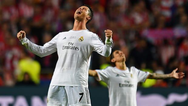Champions League quarterfinal draw