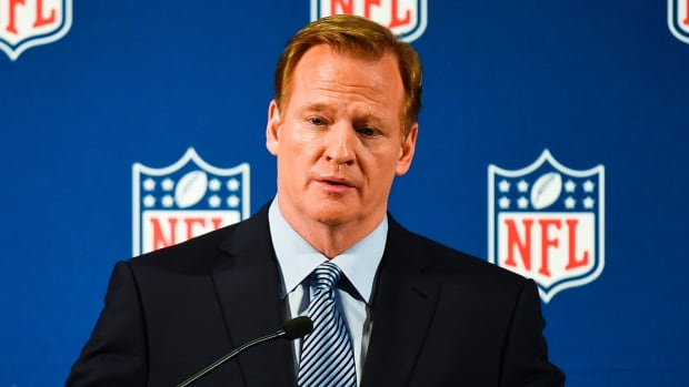 Roger Goodell open to changing his role in player discipline - IMAGE