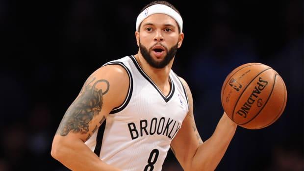 Dallas Mavericks sign ex-Nets PG Deron Williams IMAGE