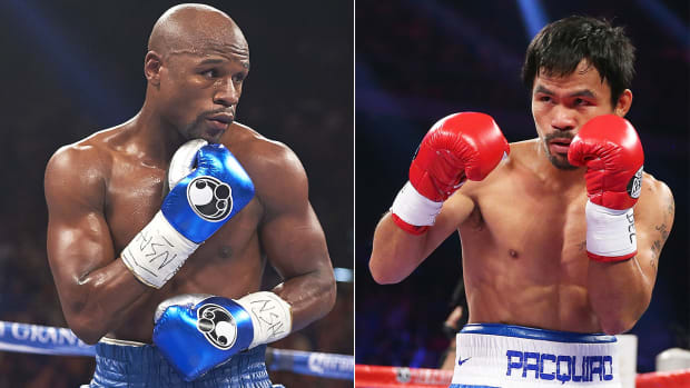 Antonio Tarver weighs in on Floyd Mayweather vs. Manny Pacquiao - Image