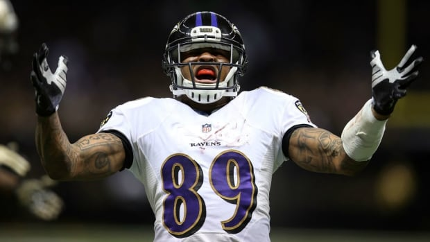Steve Smith has great answer for bad question about Darrelle Revis