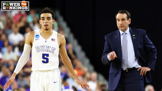 duke basketball final four power rankings