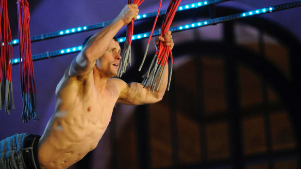 Cauldron American Ninja Warrior