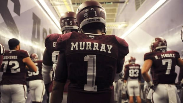 Texas Two-Step: After the transfer decisions of Kyler Murray and Kyle Allen, what is going on at Texas A&M?