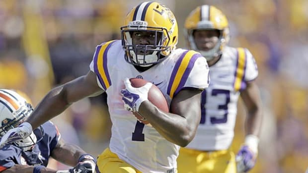 LSU's Leonard Fournette draws high praise; Ole Miss's Chad Kelly finding groove