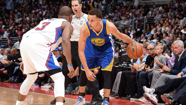 Kenny Smith: Why Steph Curry should be MVP - Image