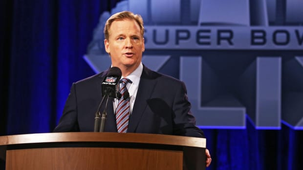 Will Roger Goodell ever confront inherent 'conflicts of interests' in the NFL?-image
