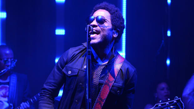 Katy Perry announces Lenny Kravitz will join Super Bowl halftime show - image