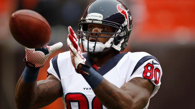 Andre Johnson Houston Texans trade