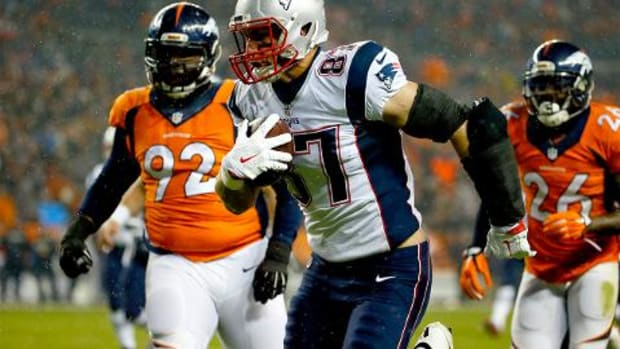 Week 13 NFL injury report: Gronk out, Amendola questionable -- IMAGE