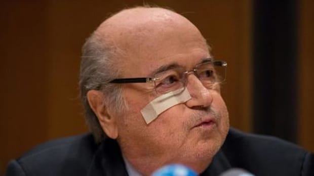 FIFA ethics committee bans Sepp Blatter, Michel Platini for eight years - IMAGE