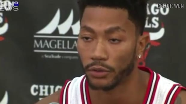 Derrick Rose on rape allegations: I will be proven innocent - IMAGE
