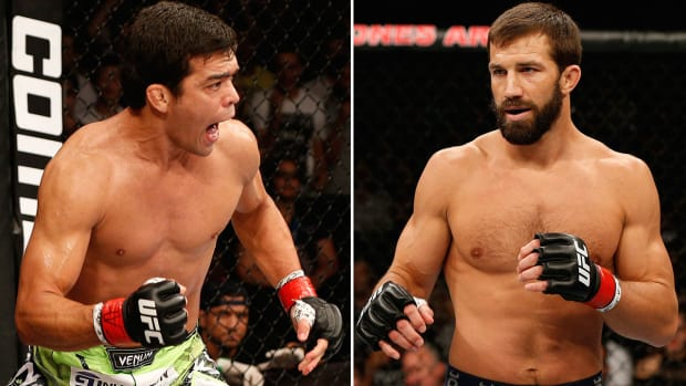 Luke Rockhold: I'm on a different level than Lyoto Machida right now - Image