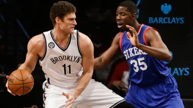 Brook Lopez Nets
