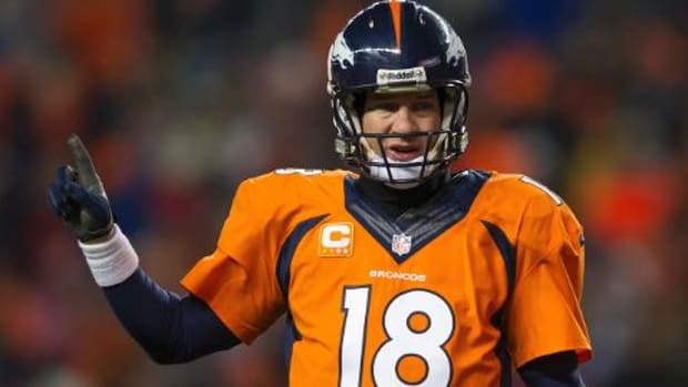 Peyton Manning says he'll probably sue over HGH allegations--IMAGE