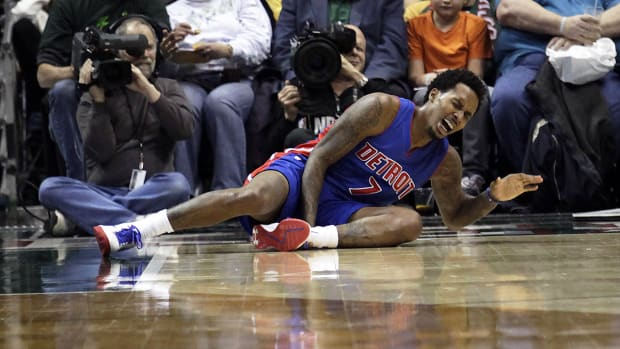 Will Pistons bring in another point guard with Brandon Jennings out for the season? - Images