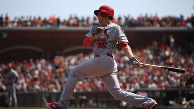 Cardinals hold onto top spot in MLB Power Rankings - IMAGE