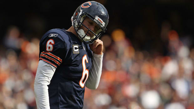 Martellus Bennett on Jay Cutler: It's time to build - Image