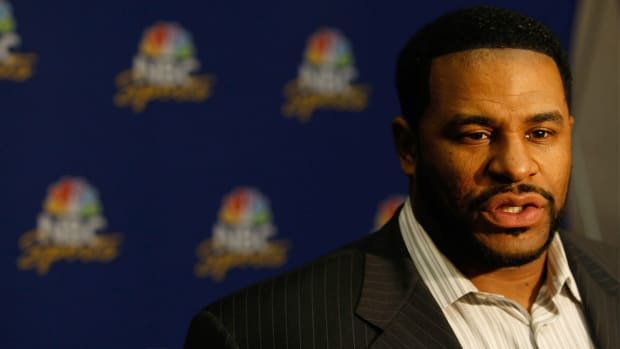 Jerome Bettis admits to selling crack and shooting at people IMAGE