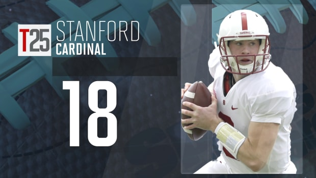 2015 college football preseason Top 25: Stanford Cardinal, No. 18 IMG