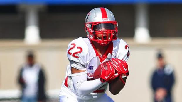 New Mexico safety Markel Byrd killed in car accident - IMAGE