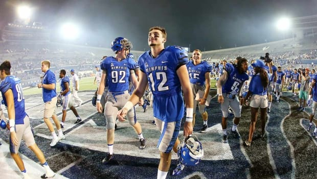 On the precipice: Justin Fuente, Paxton Lynch and Memphis's reinvention into a football contender
