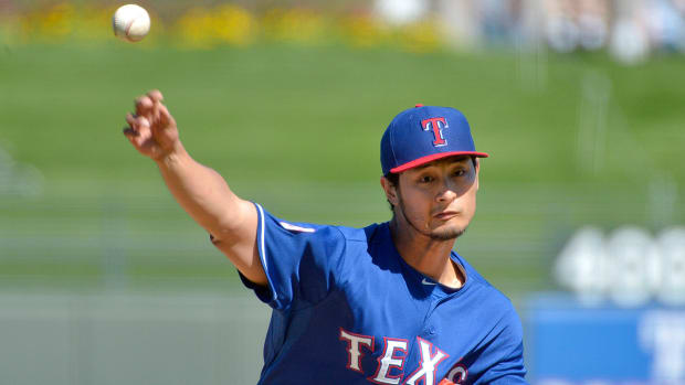 Rangers pitcher Yu Darvish may need Tommy John surgery - image