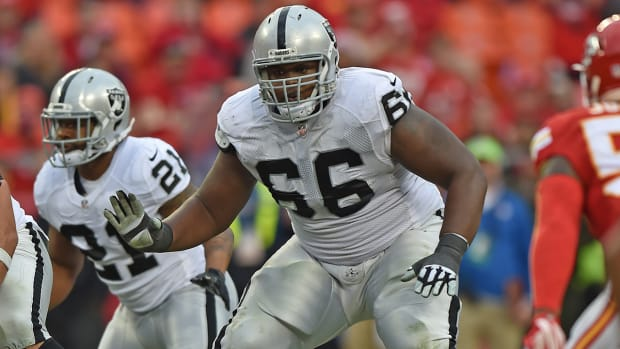Unsung Hero of Week 4: Gabe Jackson IMAGE