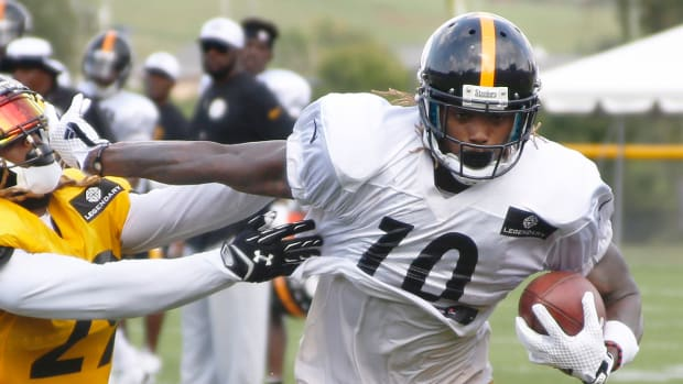 Martavis Bryant ready to stretch the field for the Steelers IMAGE