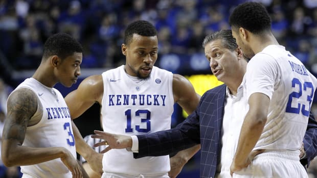 Which players will lead Kentucky Wildcats in 2015-16? IMG