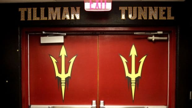 Remembering a legend: How Tillman Tunnel inspires Arizona State on and off the field