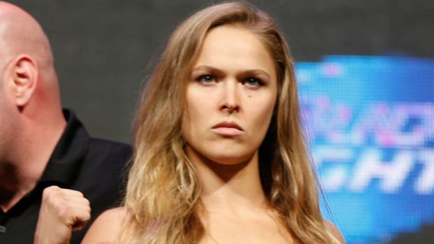 Ronda Rousey Fast and Furious 7 fight scene