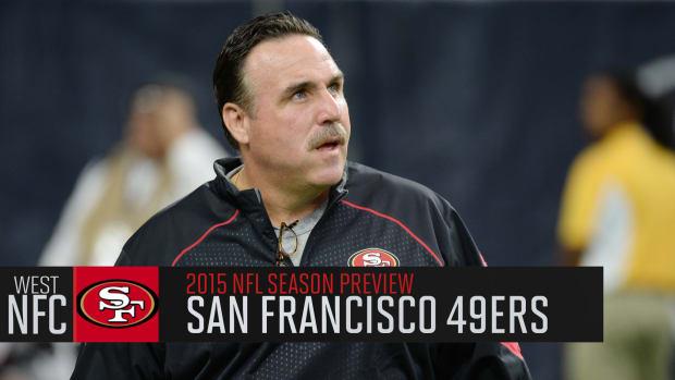San Francisco 49ers 2015 season preview IMAGE