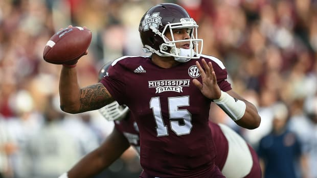 Dak Prescott, Mississippi State teammates attacked on spring break IMAGE