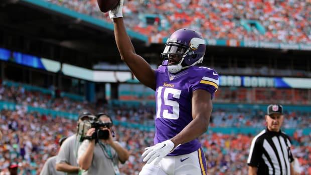 Greg Jennings Minnesota Vikings release